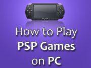 cara memainkan game psp di komputer