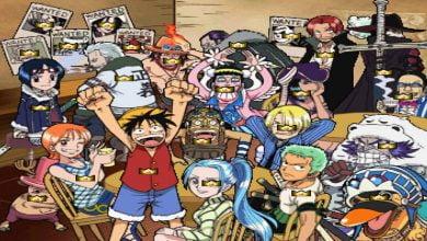 Semua Karakter One Piece Grand Battle 2 PS1